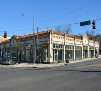 Historic Barber-Highland Building Being Redeveloped